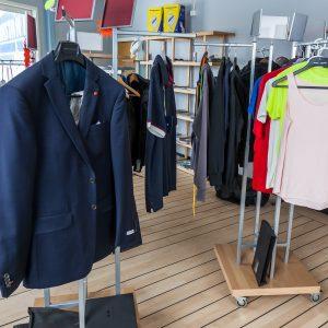 Profilkläder på Verkstan i Öxnered