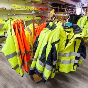 Varselkläder & Skyddskläder på Verkstan i Öxnered